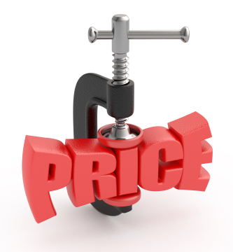 Dangers of Competing on Price