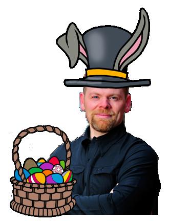 Charlie - Easter