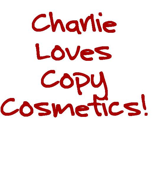 Charlie Copy Cosmetics